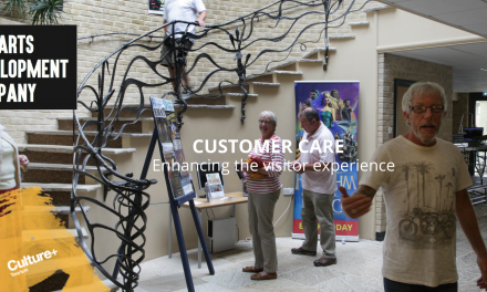 Customer Care – Enhancing the visitor experience