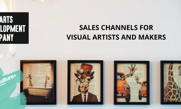 Sales Channels for Visual Artists and Makers