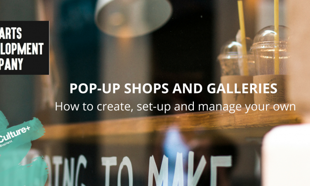 Pop-up galleries and shops: How to create and manage your own