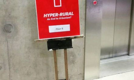 Hyper Rural: End of Urbanism?