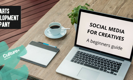 Social Media for Creatives: A Beginners Guide