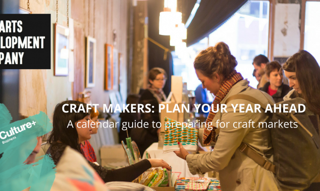 Plan your year ahead as a craft maker