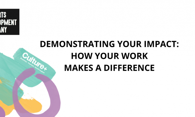 Demonstrating Your Impact – How your work makes a difference