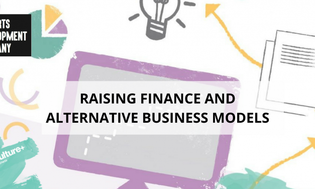Raising Finance and Alternative Business Models