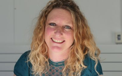 Sarah James is our new chief executive