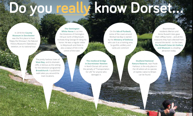 Know your place – become a Dorset ambassador