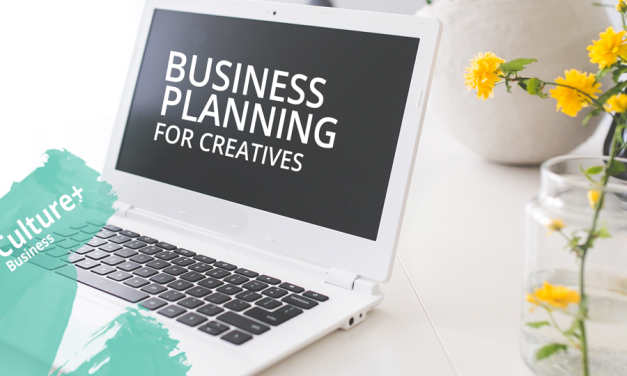 Business Planning for Artists and Creatives