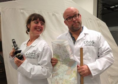 Laboratory of Outstanding Stuff
