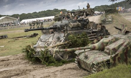 Tankfest – bringing a museum to life through the arts