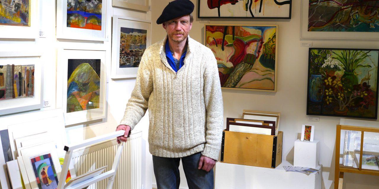 Art ahoy! Dorset artists' work displayed on Barfleur