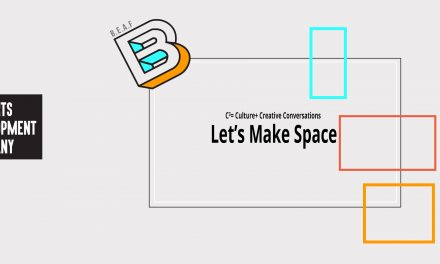 Culture³ = Let's Make Space
