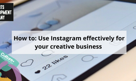 Instagram for Artists and Creatives