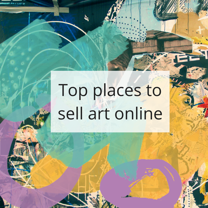 Top places to sell art online for Best place to sell your art online
