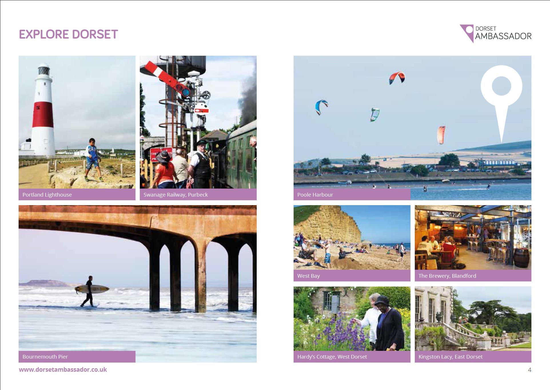 Dorset Ambassador - Explore Dorset page 4
