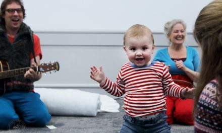 Taking baby steps into music | Babigloo Music for Babies