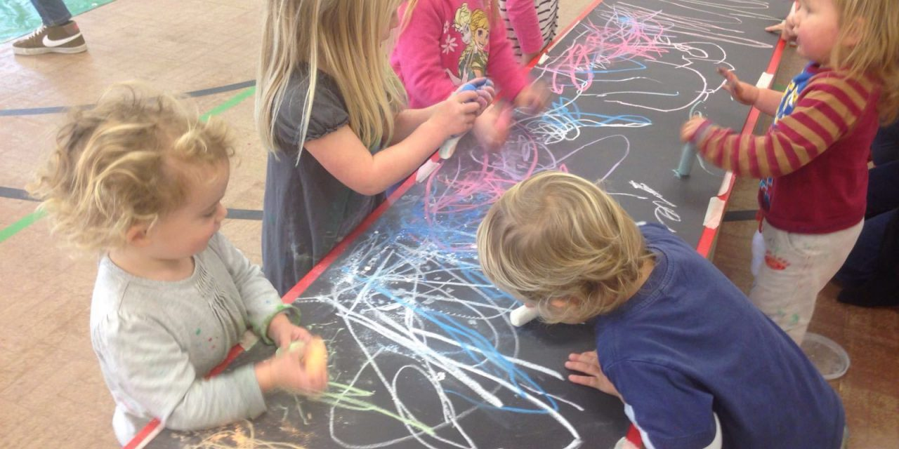 7 benefits of the arts for early years