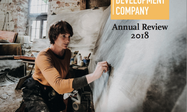 The Arts Development Company Annual Review 2018