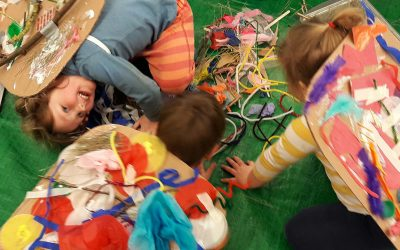 Oops Wow – Dorset based enterprise helping early years engage in art