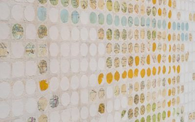 Contemporary Dorset Makers – Michelle Rumney, mixed media artist