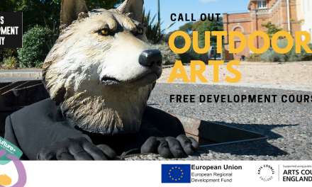 Call out for Outdoor Arts Professional Development Programme