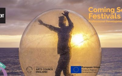 Call out for Festivals Professional Development Programme
