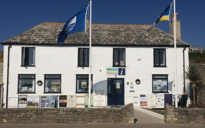 Open Commission: An interactive display at Swanage Tourist Information Centre