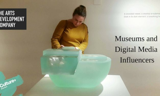 Museums and Digital Media Influencers