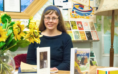 Introducing Weymouth Library's Writer-in-Residence: Sarah Acton