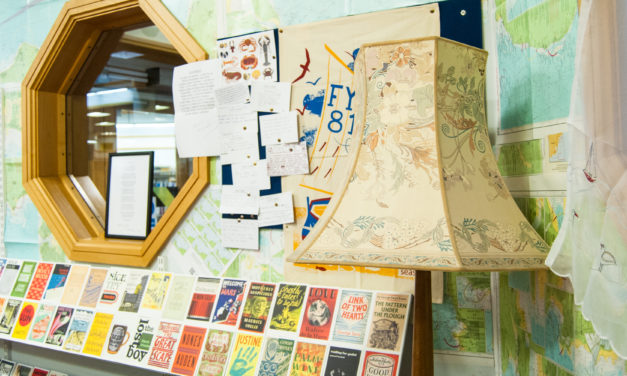 Sarah Acton's writer's residency lives on at Weymouth Library