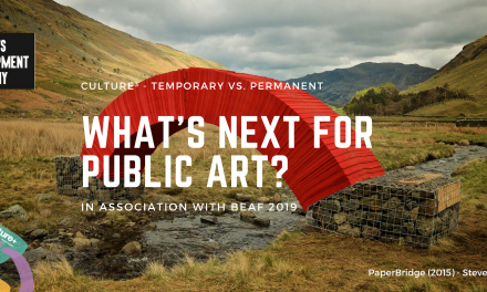 Culture3 – What is next for public art?