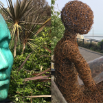 New sculptures added to Lyme Regis Sculpture Trail