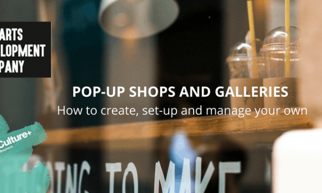 Pop-Up Shops and Galleries