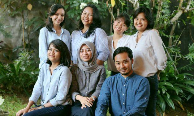 Gerakan Kreabilitas a collaboration with Ketemu a Creative Social Enterprise in Bali, Indonesia