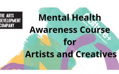 Mental Health Awareness Course for Artists and Creatives