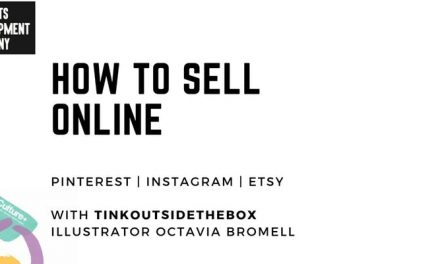 How to sell online: Instagram, Pinterest and Etsy