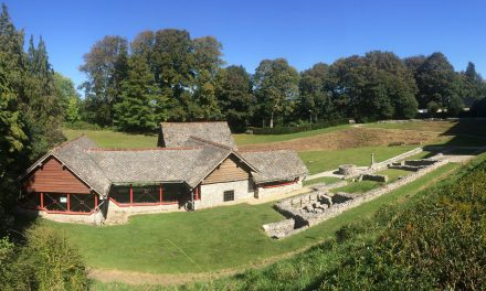 Dorchester's Roman town house to become the centre for a new arts programme
