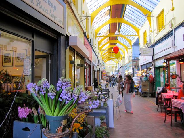 Brixton Village Pop up Shop project