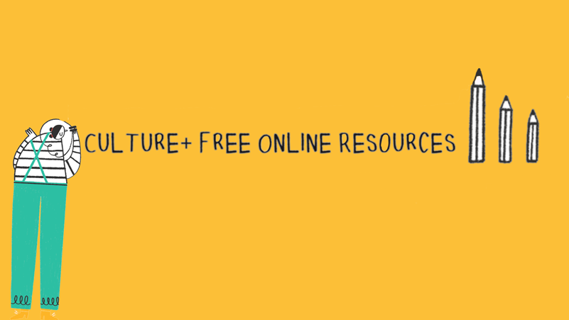 List of free online resources for artists and creatives