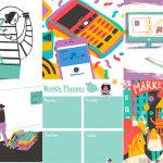 Illustrators we worked with