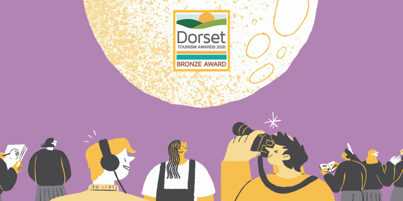 Dorset Moon Awarded Bronze at Dorset Tourism Awards
