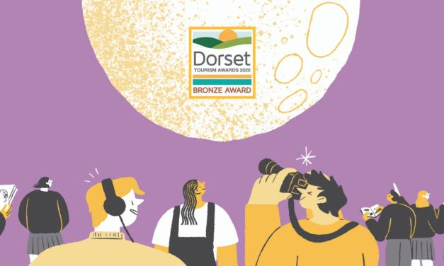 Dorset Moon Awarded Bronze at Dorset Tourism Awards