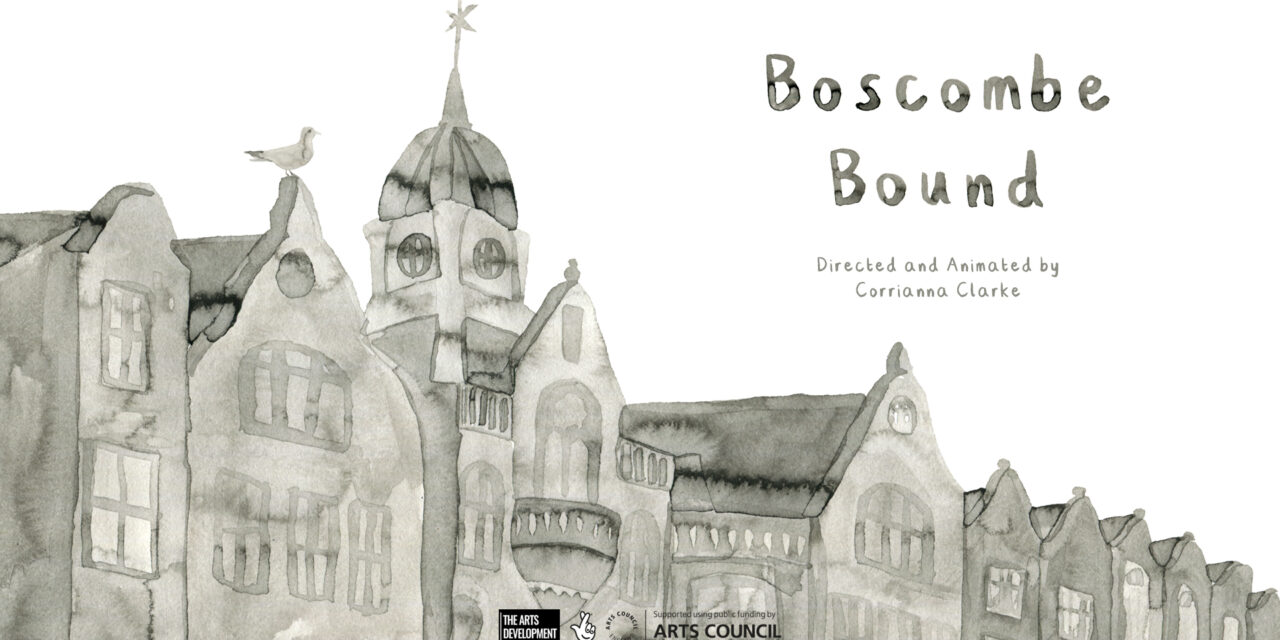 Boscombe Bound: A Beautiful new Animation of Lockdown Life