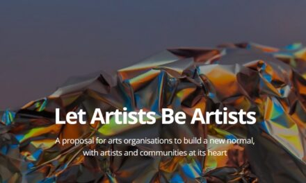 Let Artists Be Artists: 3 Artists appointed